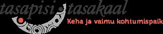 Tasapisi tasakaal Logo